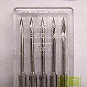 Ridderspoor Tang Universeel Fine vervangingsnaalden 20mm (per 5)